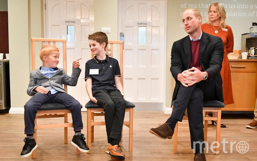 9 сентября принц Уильям посетил благотворительную организацию в Девоне. Фото Getty