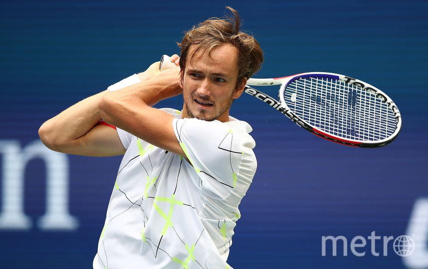 После US Open Медведев стал четвёртой ракеткой мира и теперь уступает в рейтинге ATP лишь большой тройке – Новаку Джоковичу, Рафаэлю Надалю и Роджеру Федереру. Фото Getty