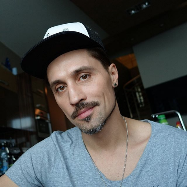 Дима Билан. Фото скриншот instagram.com/bilanofficial/
