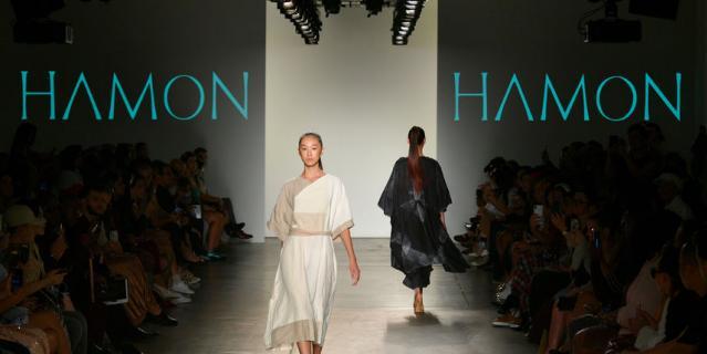 Показ Global Fashion Collective.