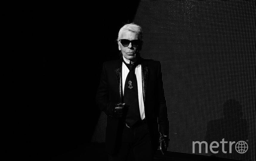Карл Лагерфельд. Фото Getty