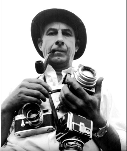 Фотограф-документалист Роберт Франк. Фото скриншот: youtube.com/watch?v=wYg5GrFNw7k