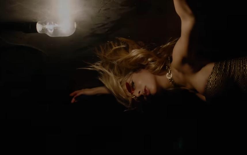 Кадры из клипа Светланы Лободы. Фото Скриншот Youtube
