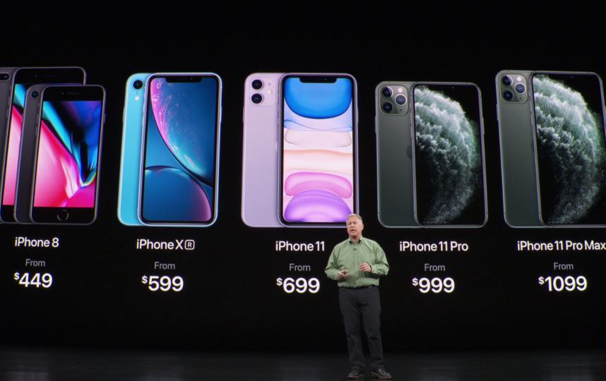 В театре Стива Джобса прошла презентация новинок от Apple. Фото Скриншот https://www.apple.com/apple-events/livestream/