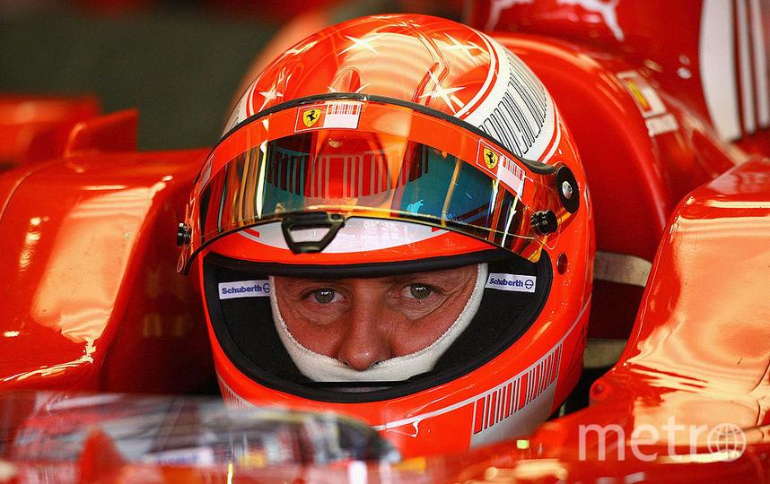 Михаэль Шумахер. Фото Getty