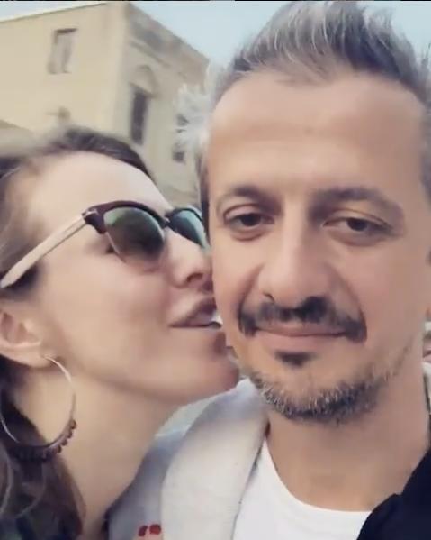 Ксения Собчак и Константин Богомолов. Фото скриншот instagram.com/xenia_sobchak