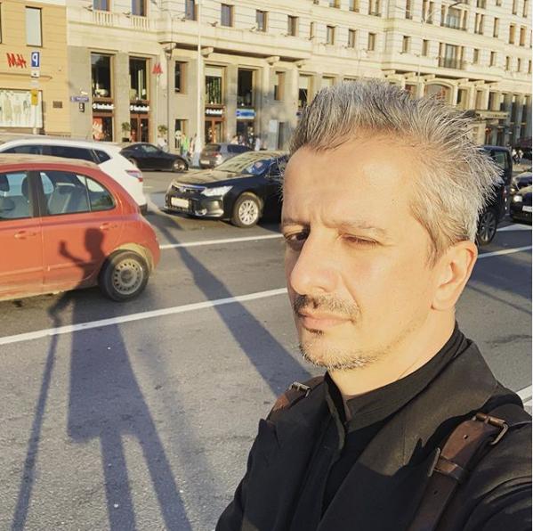 Константин Богомолов. Фото скриншот instagram.com/konbog75/