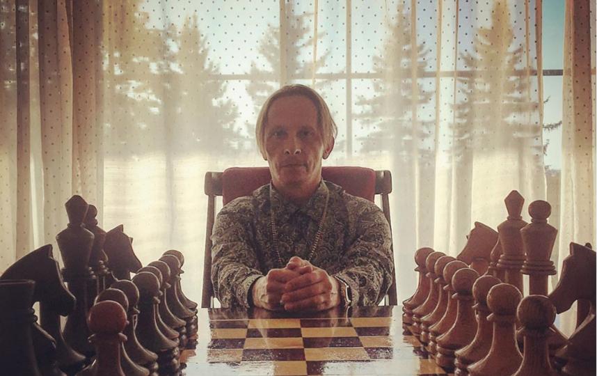 Иван Охлобыстин (каким его привыкли видеть). Фото www.instagram.com/psykero1477