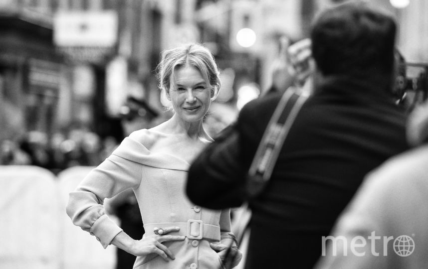 Рене Зеллвегер. Фото Getty