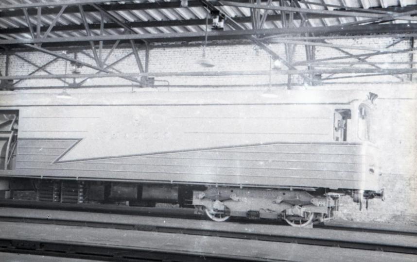 Вагон-пылесос. Фото пресс-служба Петербургского метрополитена