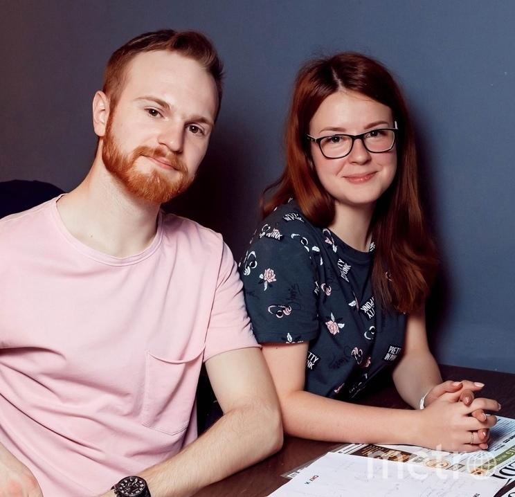 Никита и Катя вместе уже 8 лет. Фото предоставлено  Екатериной Панченковой