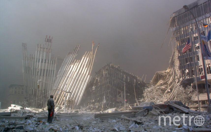 Теракт произошел 11 сентября 2001 года. Фото AFP