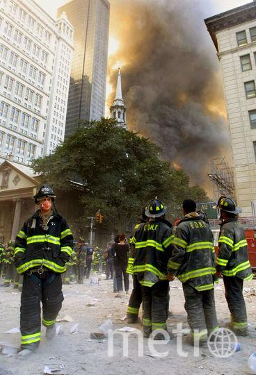 Теракт произошел 11 сентября 2001 года. Фото Getty