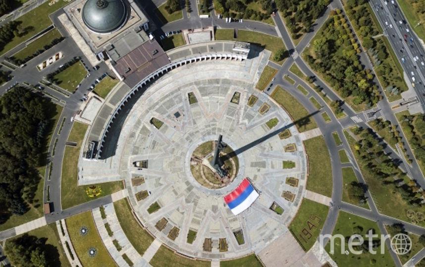 Парк Победы на Поклонной горе. Фото РИА Новости