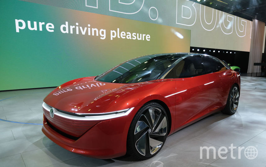 2019 IAA Frankfurt Auto Show. Фото Getty
