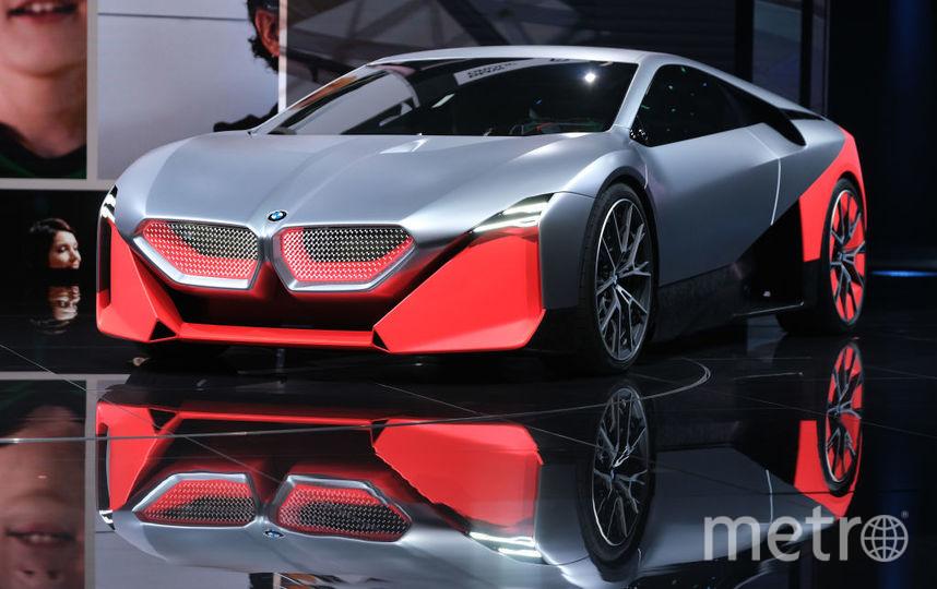 2019 IAA Frankfurt Auto Show. BMW M NEXT concept. Фото Getty