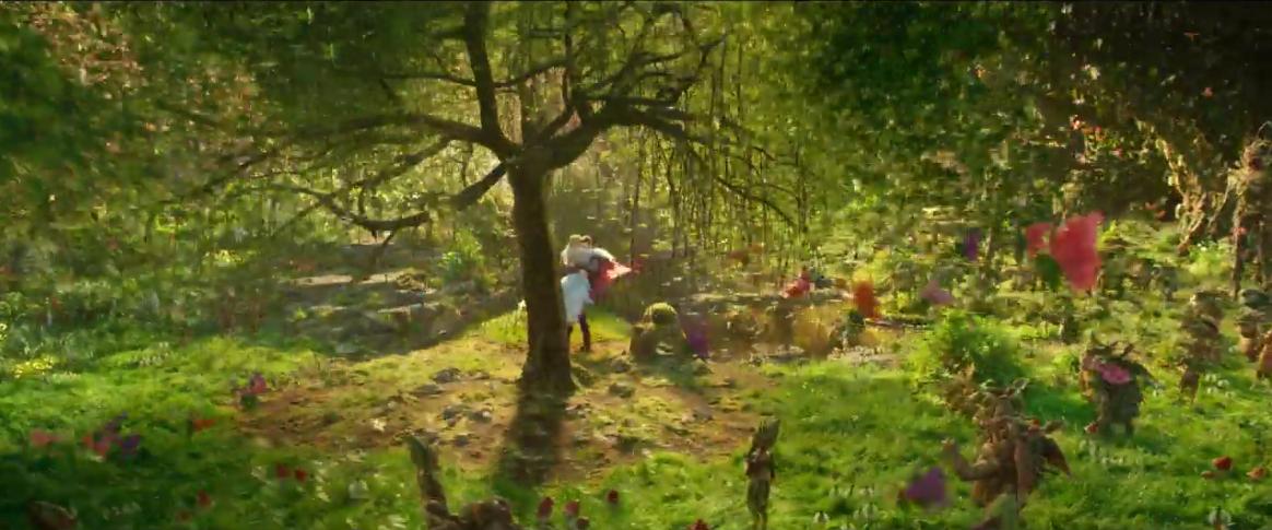 """Кадр из трейлера фильма """"Малефисента: Владычица тьмы"""". Фото скриншот: youtube.com/watch?v=L0ttxMz-tyo"""