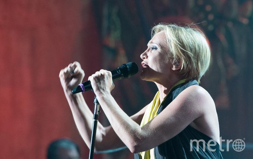 Патрисия Каас. Фото Getty