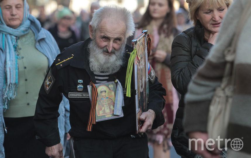 """Крестный ход 12 сентября. Фото Святослав Акимов, """"Metro"""""""