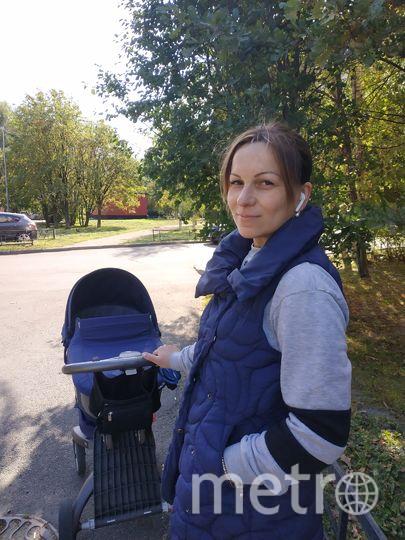 """Елена, 36 лет, мама в декрете. Фото Наталья Сидоровская, """"Metro"""""""
