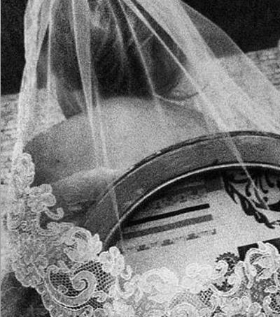 Свадьба Собчак и Виторгана. Фото скринот со странички Ники Белоцерковской в Instagram