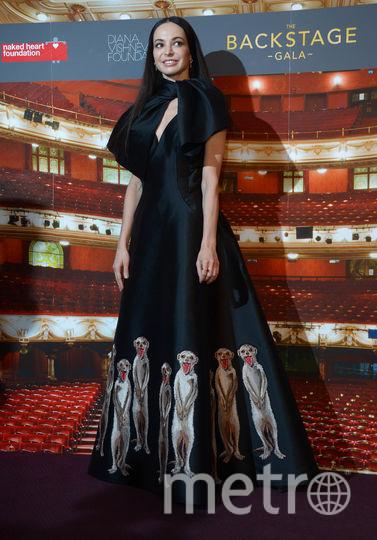 Прима Диана Вишнёва исполнит главную роль в современной постановке «Спящей красавицы». Фото Getty