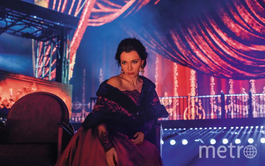 Мюзикл Анна Каренина откроет сезон. Фото www.karenina-musical.ru