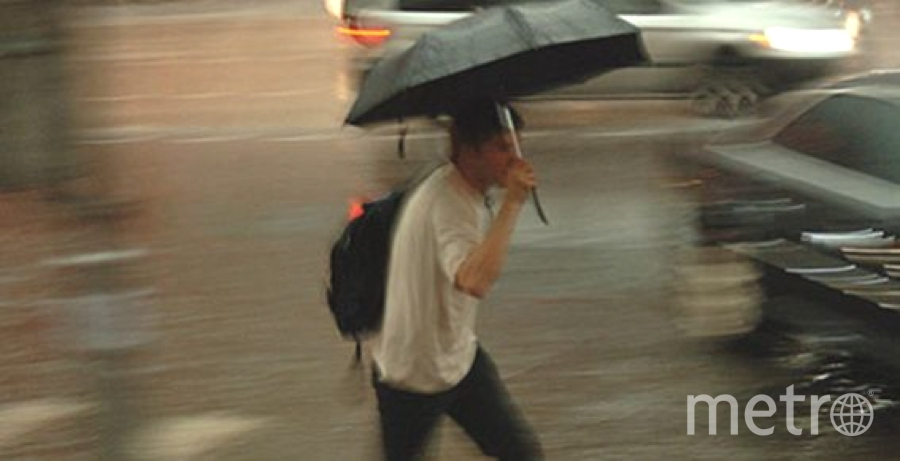 В Петербурге дождь будет идти и в выходные. Фото Getty