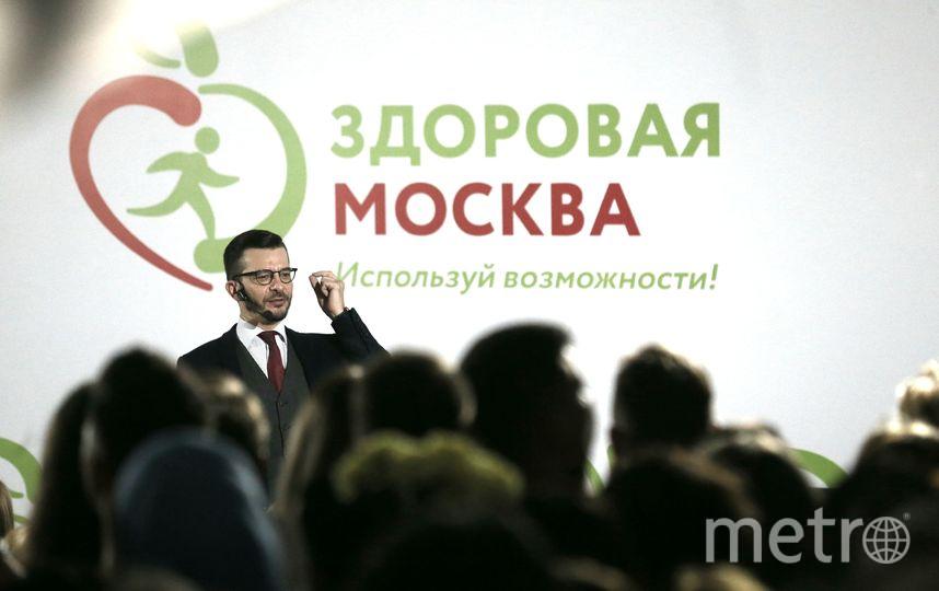 Доктор Курпатов. Фото Василий Кузьмичёнок