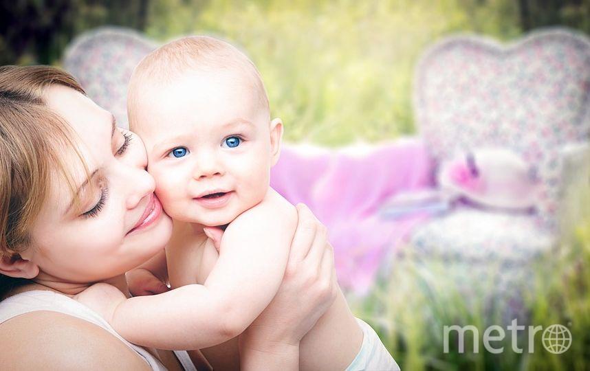 """Маткапитал положен женщинам, родившим второго или последующего ребенка. Фото https://pixabay.com, """"Metro"""""""