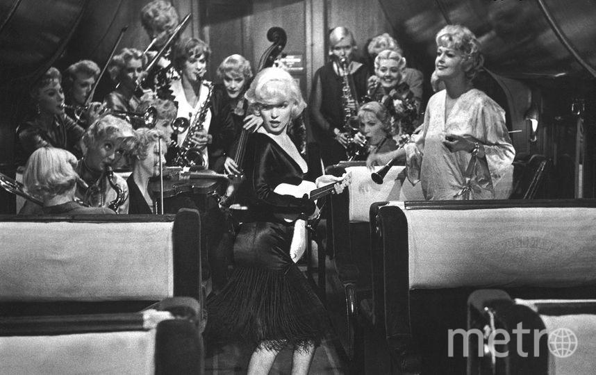 """кадр из фильма """"В джазе только девушки"""". Фото kinopoisk.ru"""