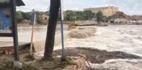 Видео последствий урагана в Испании поделился читатель Metro