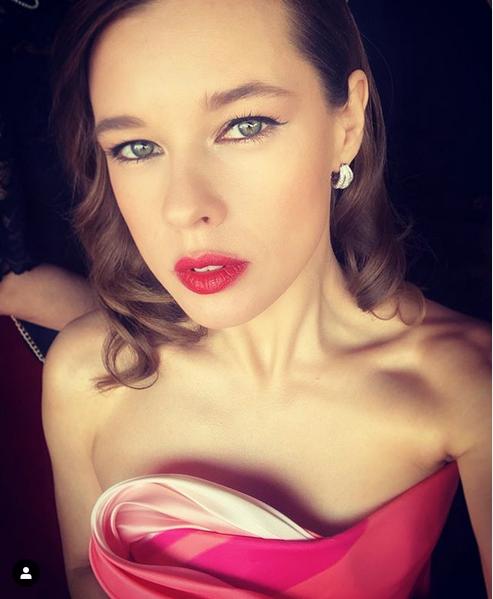 Екатерина Шпица. Фото скриншот instagram.com/katerinashpitsa/