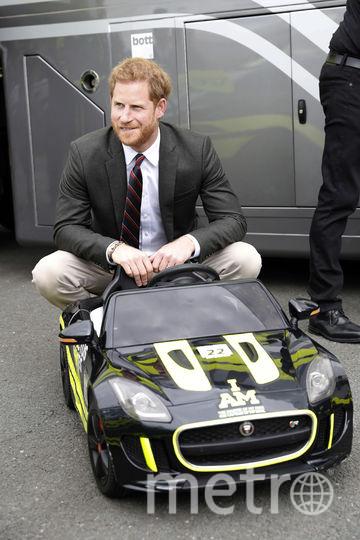 Принц Гарри,  2018 год. Фото Getty