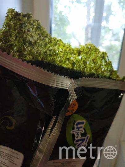 """Нори продаются в упаковке от 10 листов. Так что после приготовления поке у вас останется еще большой запас. Фото Наталья Сидоровская, """"Metro"""""""
