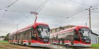 В Петербурге изменилась трасса двух трамвайных маршрутов