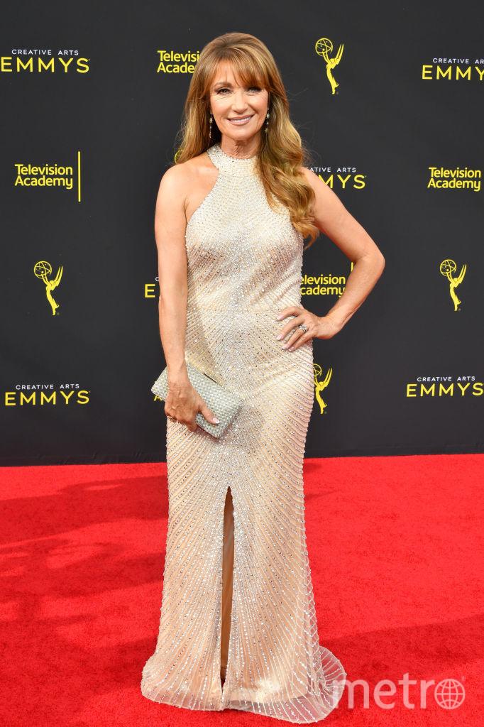 Creative Arts Emmy Awards-2019. Джейн Сеймур. Фото Getty