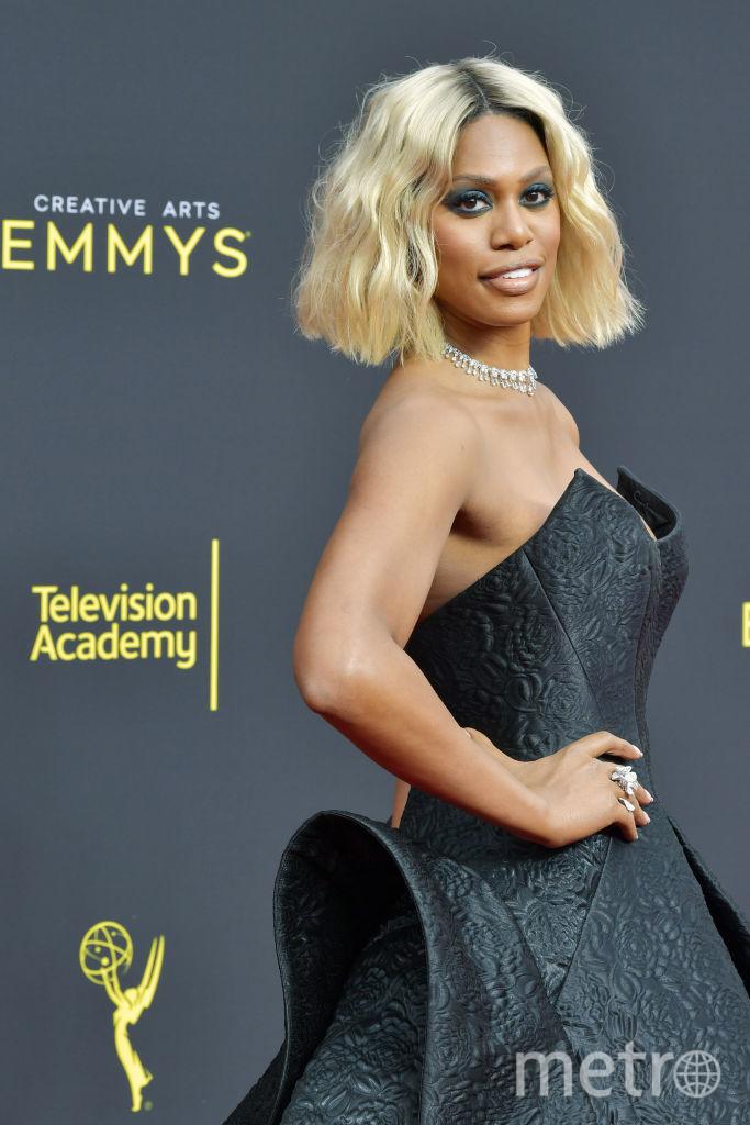 Creative Arts Emmy Awards-2019. Лаверна Кокс. Фото Getty
