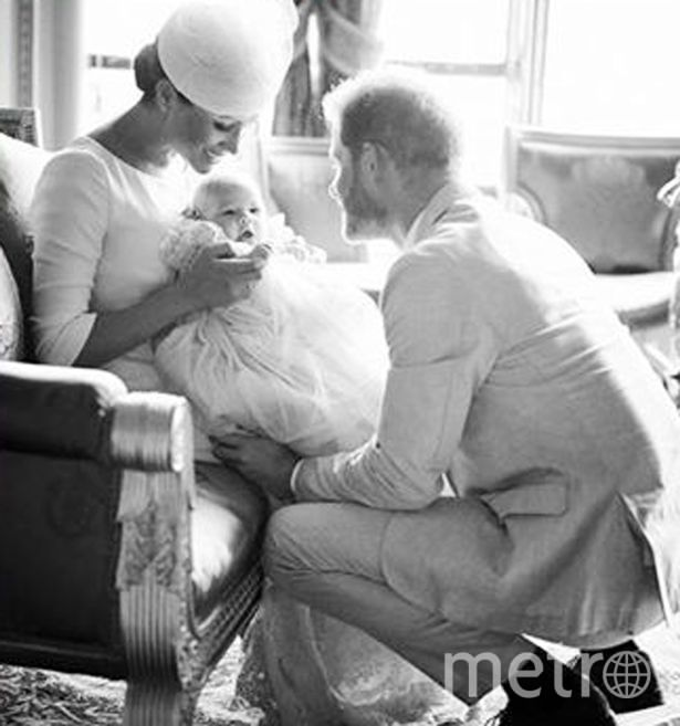 """Это фото появилось в Instagram герцогов Сассекских в качестве поздравления принца Гарри с днем рождения. Фото https://www.instagram.com/p/B2bEgz2FVHY/, """"Metro"""""""