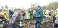 Андрей Травников: «Посадка деревьев в Новосибирской области – это хорошая традиция»