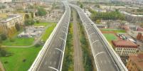 Строительство Широтной магистрали в Петербурге начнется в 2020 году
