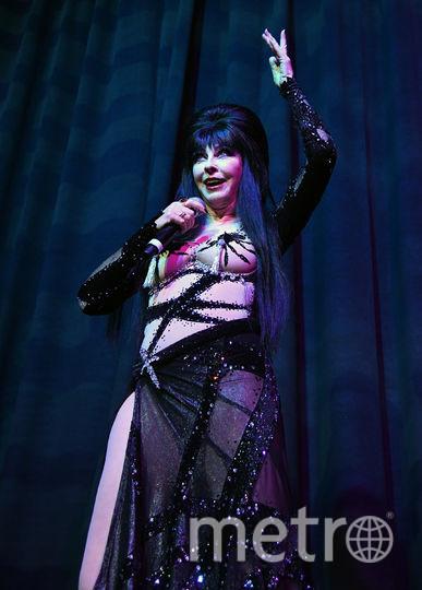 Кассандра Петерсон сейчас. Фото Getty