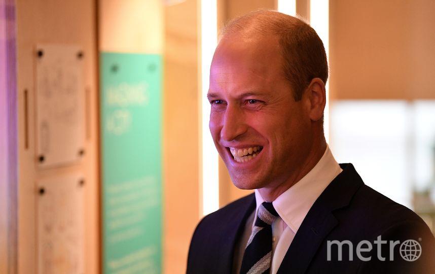 Принц Уильям на открытии выставки BAFTA в Лондоне. Фото Getty