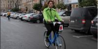Петербуржцам предлагают отправиться на работу на велосипеде