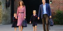 СМИ: принцесса Шарлотта сказала одноклассникам о беременности Кейт Миддлтон