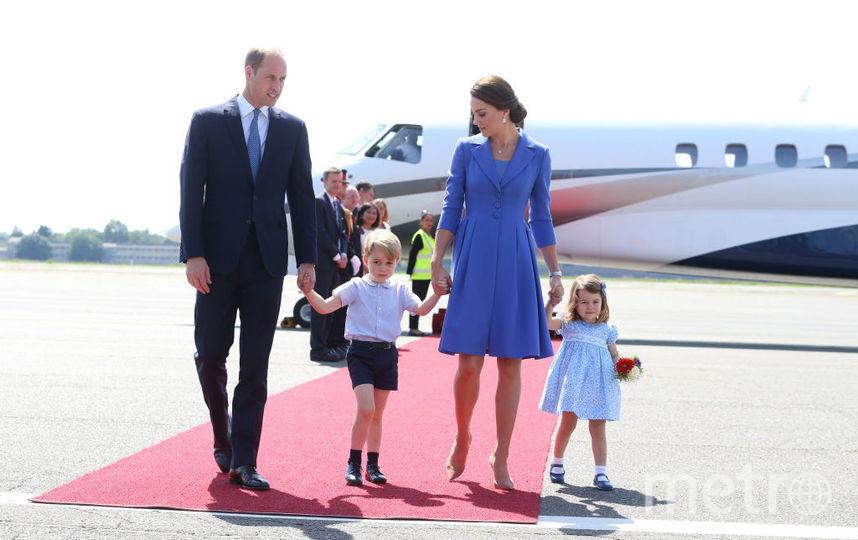 Во время официального визита, архивное фото. Фото Getty