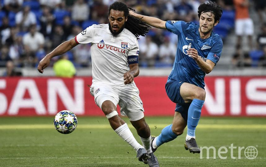 Азмун забил после того, как передумал уходить на замену. Фото AFP