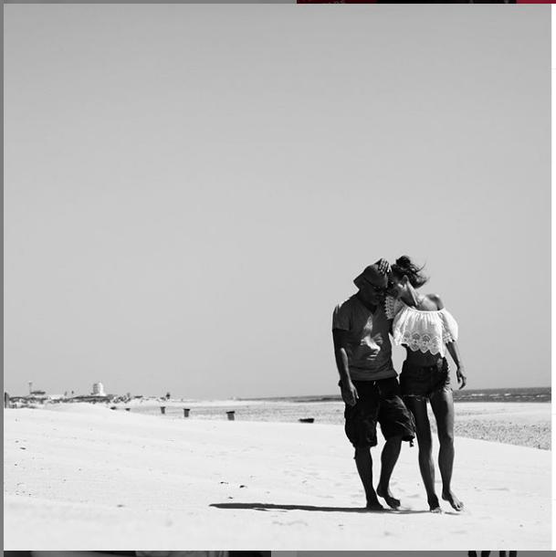 """Федор Бондарчук и Паулина Андреева. Фото https://www.instagram.com/_paulina_andreeva_/, """"Metro"""""""