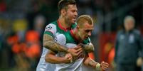 «Локомотив» победил «Байер» в Лиге чемпионов