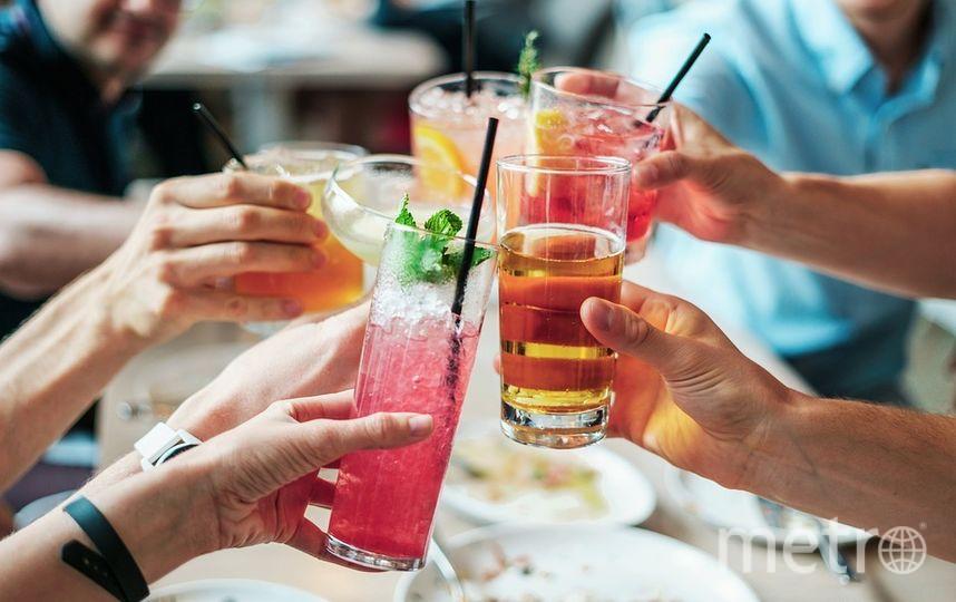 """Чтобы не нанести вреда здоровью, нужно два дня в неделю совсем не употреблять алкоголь. Фото https://pixabay.com, """"Metro"""""""